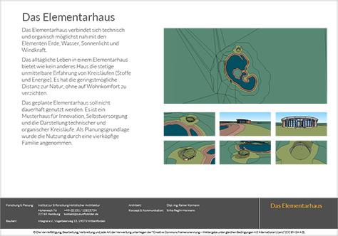Elementarhaus - Ein Earth-Ship in Deutschland